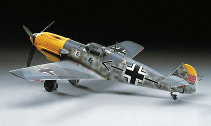 ハセガワ Bf109E st1.jpg
