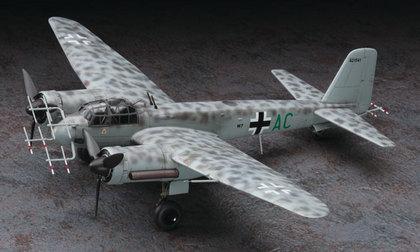 ハセガワ Ju88G-6 e32.jpg
